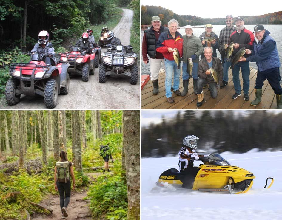 Limerick-Lake-Lodge-Recreation-ATVing-Snowmobiling-Hiking-Fishing