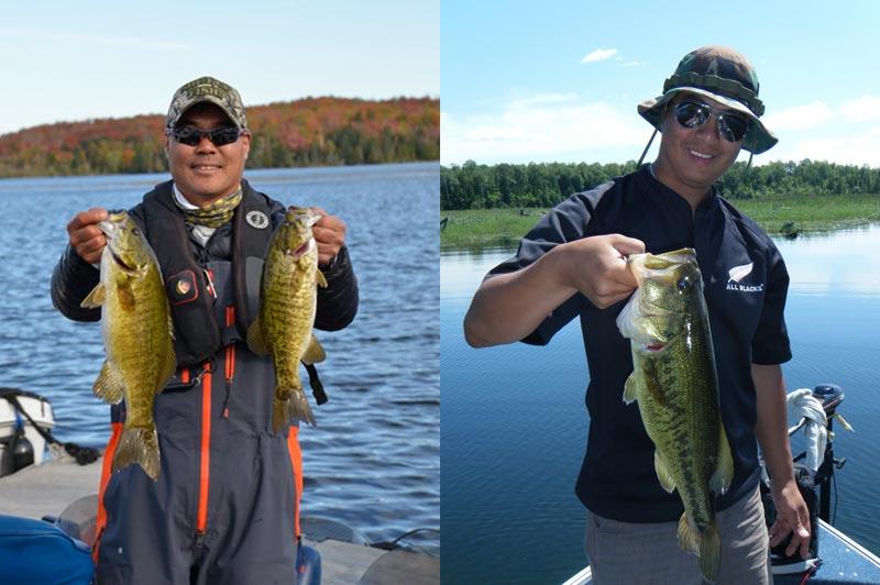 limerick lake fishing bass lake trout