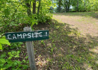 Limerick Lake Campsites